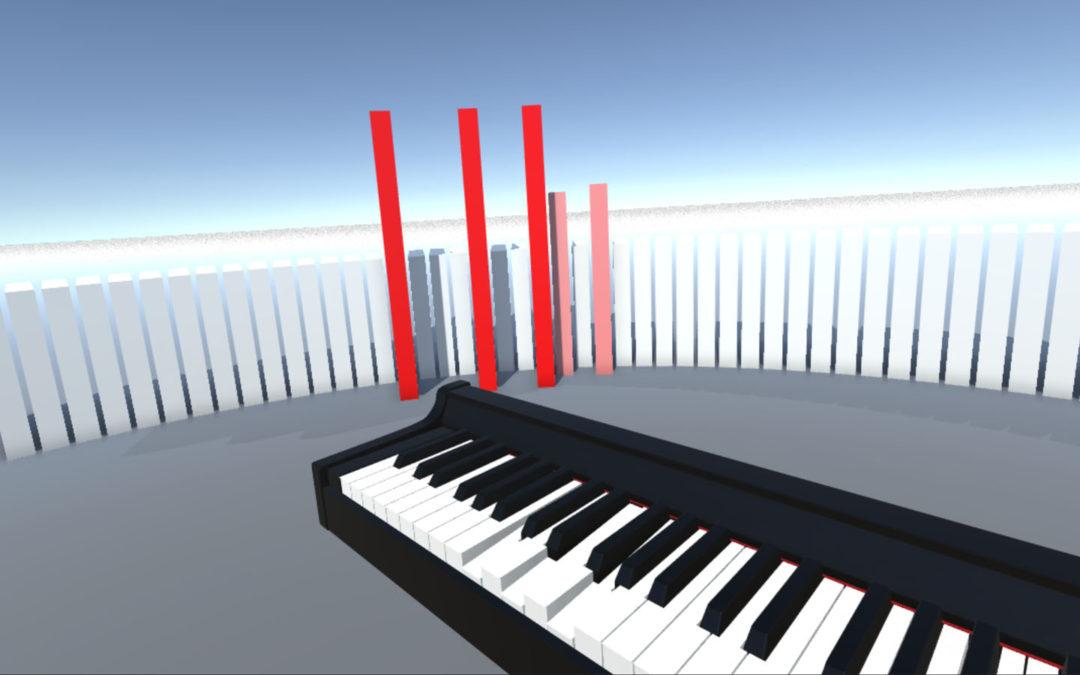 New Project: MIDI VR
